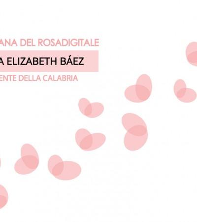 Calabria. Clara Elizabeth Báez referente